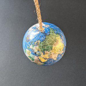 Christmas Ornament the Earth